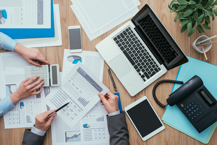 What Does a Bookkeeping Business Do?